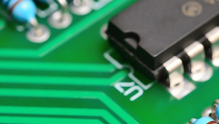 Dry Etching Printed Circuit Boards