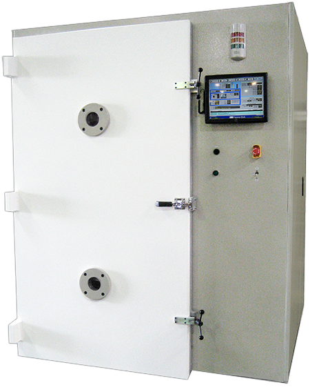 PE-200R Reel To Reel Plasma Cleaner