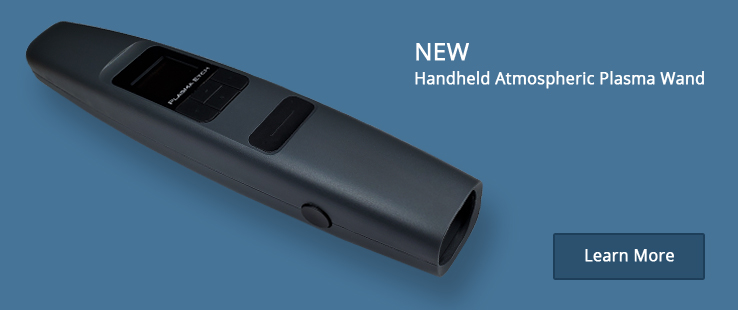Plasma Wand Handheld Atmospheric Plasma Cleaner